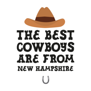 The Best Cowboys Are From New Hampshire 2