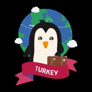 Penguin Globetrotter From Turkey