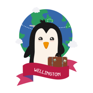 Penguin Globetrotter From Wellington