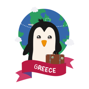 Penguin Globetrotter From Greece