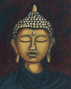 Lord Buddha Painting