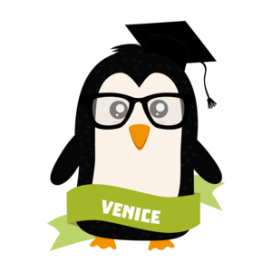 Penguin Nerd From Venice