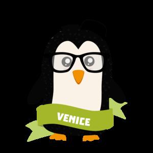 Penguin Nerd From Venice