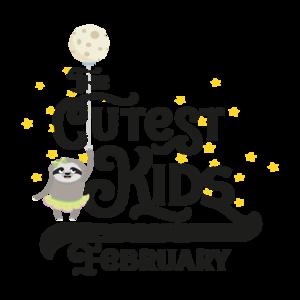 Cutest Kids Sloth Born In February