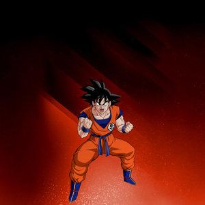 Goku Orange