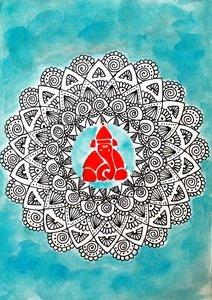 Ganesha Mandala 5