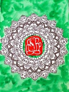 Ganesha Mandala 7