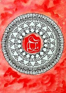 Ganesha Mandala 9