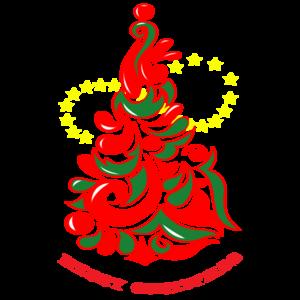Merry Christmas Ethnic