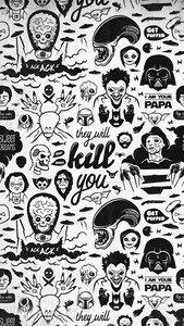 Villains Kill