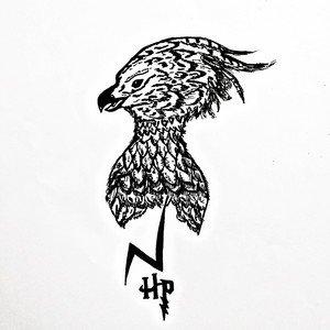 Harry Potter Bird