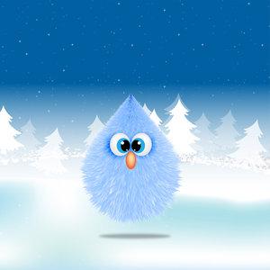 Blue Furry