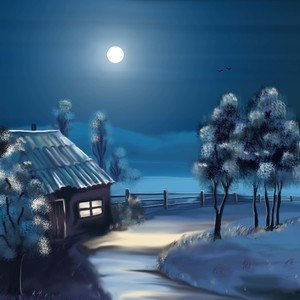 Moonlight Painting