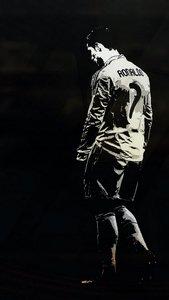 Ronaldo Monochrome