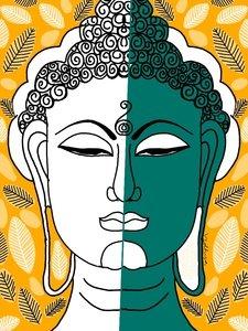 Lord Buddha Painting 2