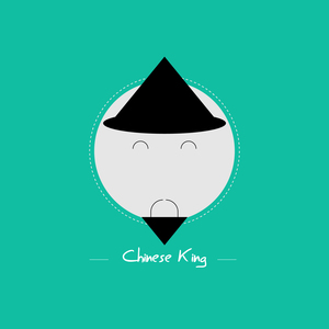 Chinese King On Green