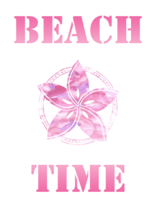 Frangipani Beach Time