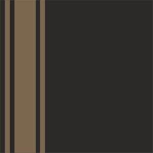 Minimal Brown Strips On Black