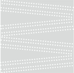 Cross Dot On Gray