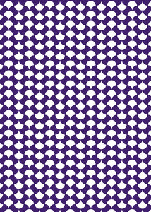 Purple Petal Pattern
