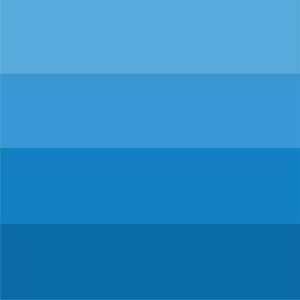 Blue Block Shades