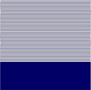 Classy Blue Strips