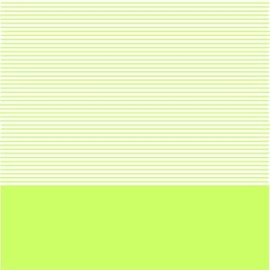 Classy Green Strips