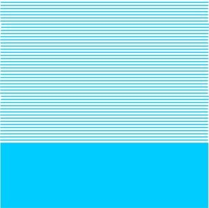 Classy Light Blue Strips
