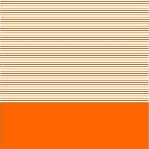 Classy Orange Strips
