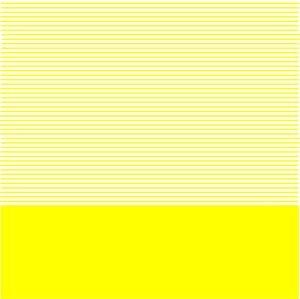 Classy Yellow Strips